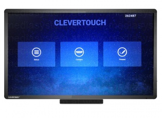 86 Zoll Clevertouch PRO 4K High Precision Touch