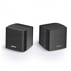 Bose Freespace 3 Cubes Surface-Mount Satellites, schwarz, per Paar