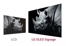 LG 55EV5D Video Wall OLED Signage / Bild 9 von 12