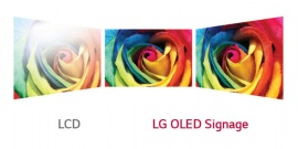 LG 55EV5D Video Wall OLED Signage / Bild 11 von 12