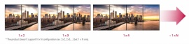 LG 65EV5C Video Wall OLED Signage Professional / Bild 7 von 12
