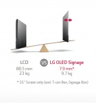 LG 65EV5C Video Wall OLED Signage Professional / Bild 12 von 12