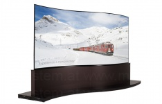 LG 65EE5PC Dual-view Curved Tiling OLED Signage Professional Display