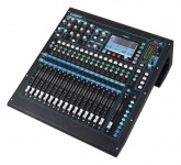 Allen & Heath Qu-16 Chrome Digitalmixer für Live und Studio