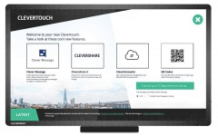 55 Zoll Clevertouch PLUS 4K High Precision Touch / Bild 3 von 9