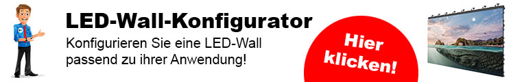 Display-Solutions LED-Wall-Konfigurator